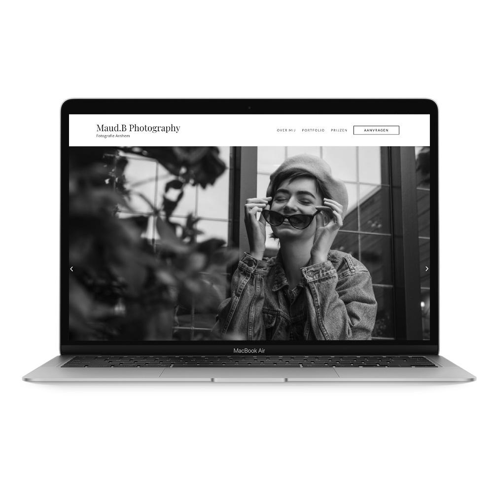 maudvandenboogert website