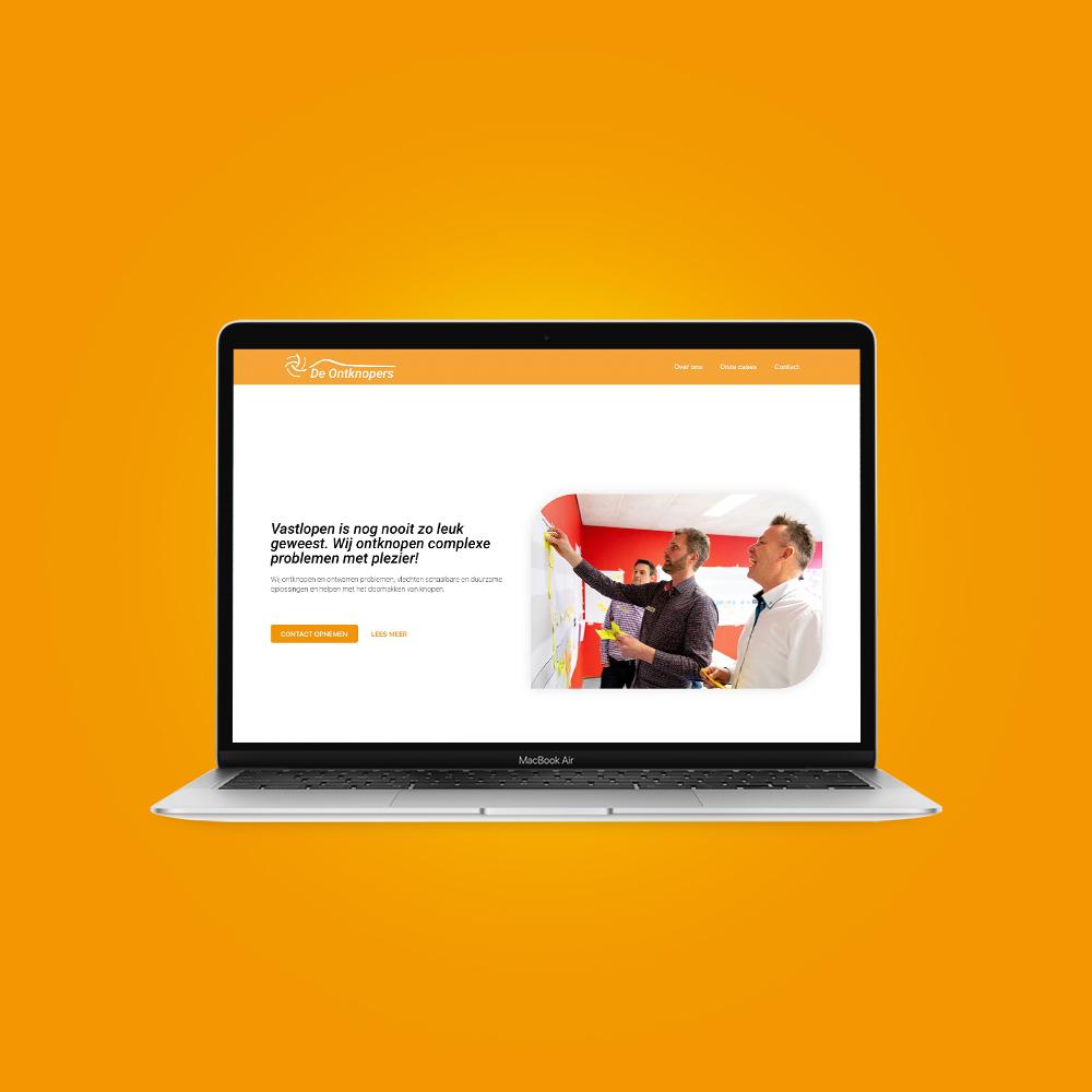 webdesign spaandesign de ontknopers